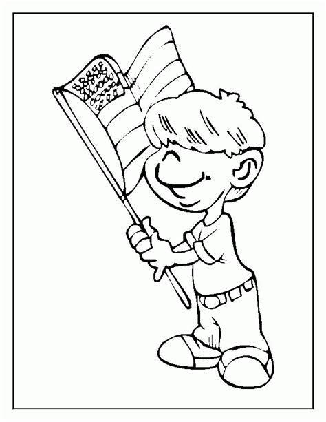 coloring pages usa usa flag coloring page coloring home