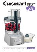Cuisinart Fp 12n Food Processor Manual Download