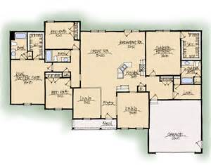 Dual Master Suite House Plans Beverly B Dual Master Suite By Schumacher Homes