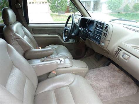 1996 chevrolet suburban interior pictures cargurus