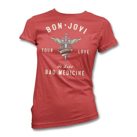 bon jovi your t shirt s