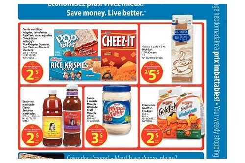weekly coupons canada