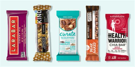 top 10 granola bars 15 best granola bars of 2018 healthy granola bars with