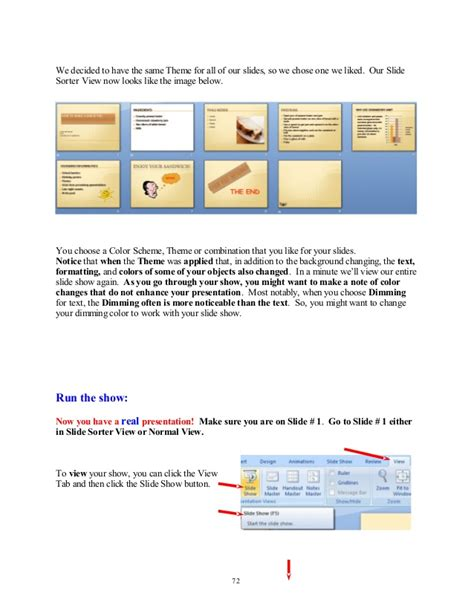 tutorial for powerpoint 2007 powerpoint 2007 tutorial