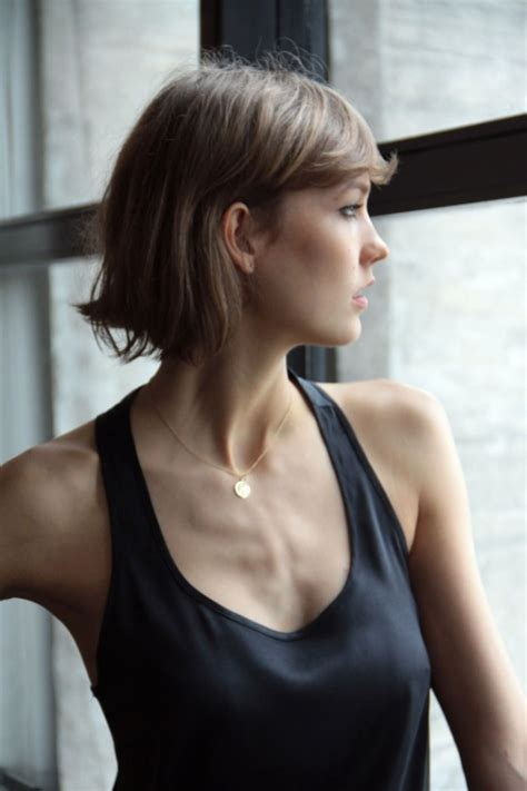 how to style karlie kloss haircut 9 best images about karlie kloss on pinterest fashion