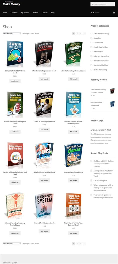 Make Money Online Plr Ebook - make money online ebook store plr package