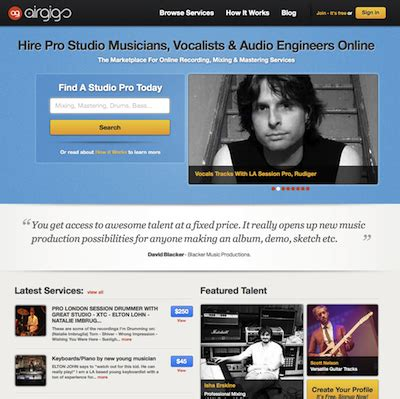 Make Money Singing Online - is airgigs a scam make money by singing online internet scams report