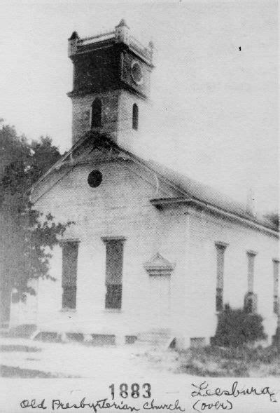 leesburg presbyterian church
