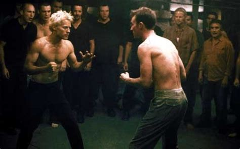Woody In Bar Fight by Fight Club In A