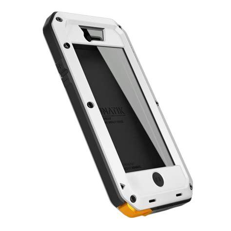 Hardcase With Gorillaglass Iphone5s Lunatik Taktik Cover lunatik hardcase armor waterproof with gorilla glass for iphone 5s white jakartanotebook