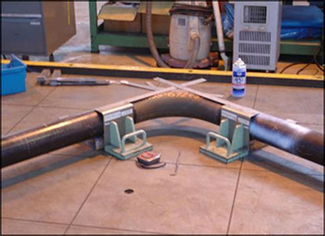 Using Laser Radar To Improve Production In Pipe Spool