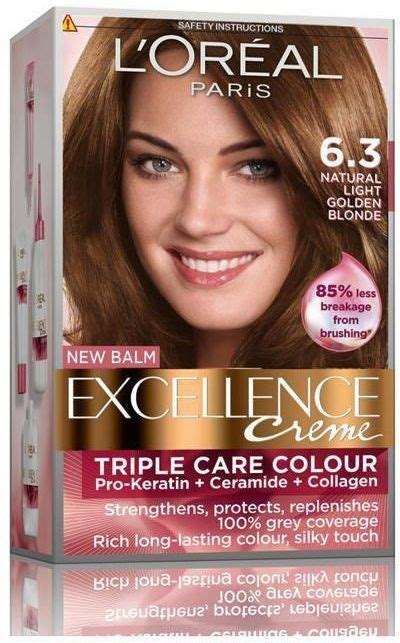 l oreal excellence creme 6 3 light golden brown ebay l oreal excellence cr 232 me hair color light golden brown 6 3 price from jumia in yaoota