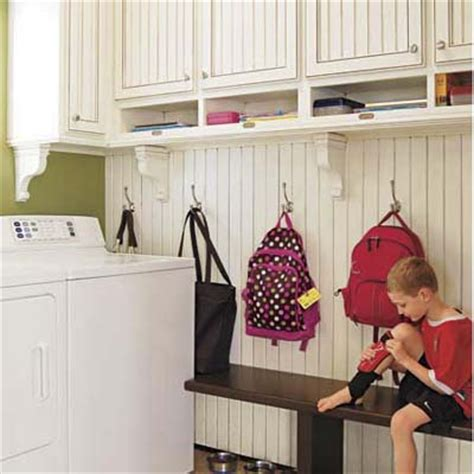 this old house mudroom bench budget redo beadboard benches a mudroom for tidying