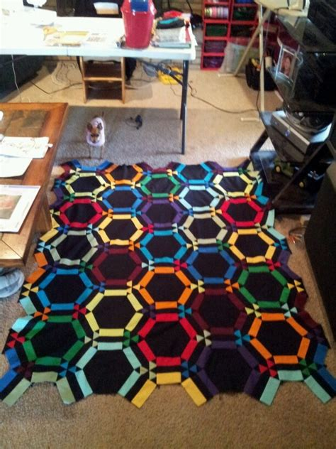 amish wedding ring quilt cannot find any information