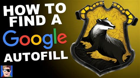 How To Find On Gmail How To Find A Autofill Doovi
