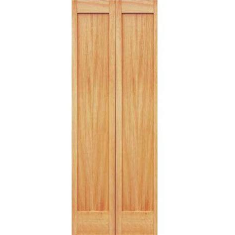 42 Bi Fold Closet Door 42 Bi Fold Closet Door Impact Plus 42 In X 80 In Smooth Flush Espresso Solid Mdf Interior