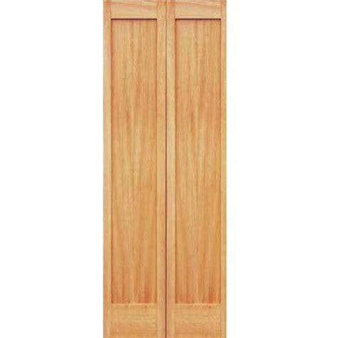 42 Inch Bifold Closet Doors 42 Bi Fold Closet Door Impact Plus 42 In X 80 In Smooth Flush Espresso Solid Mdf Interior