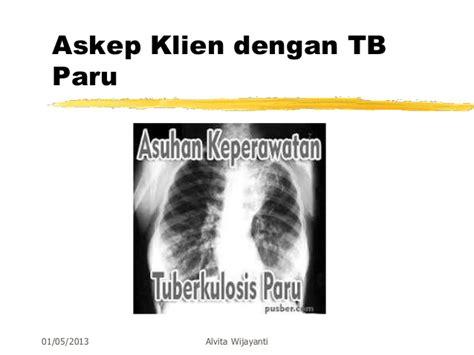 format pengkajian askep tb paru askep klien dengan tb paru