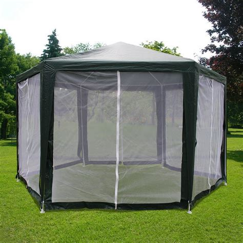 delphos tent and awning screened tents gazebos 10 x 10 ez pop up party tent