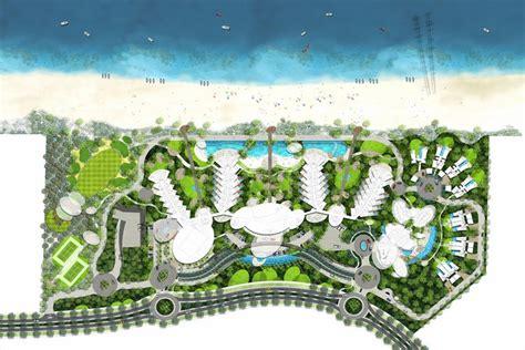 resort landscape design