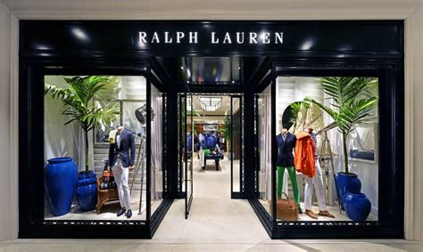 New Window Shopping From Ralph by Ralph Opens New Store In Shanghai At L Avenue Mall