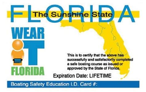 boatus florida license florida boating safety course boatus foundation