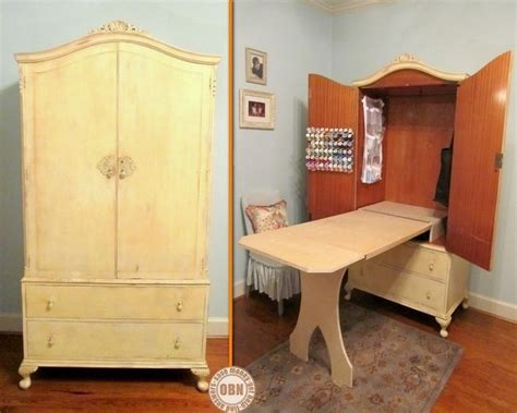 diy sewing armoire 1000 images about storage ideas built in 180 s on pinterest