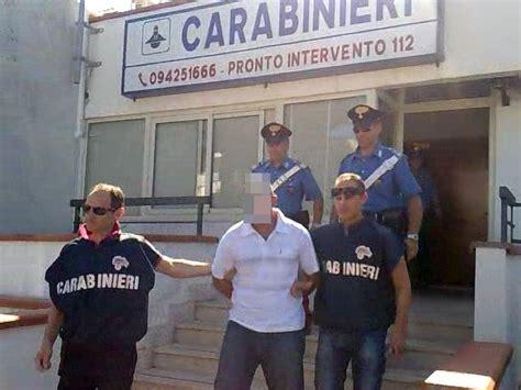 arresti a giardini naxos in manette il presunto complice consigliere di