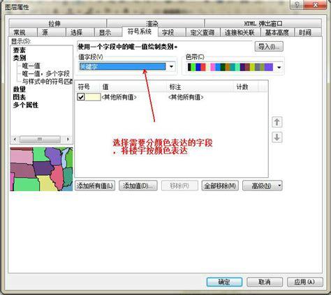 layout view arcscene arcgis应用技巧 爱程序网