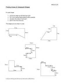 10 best images of surface area volume worksheet