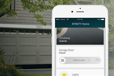 Chamberlain Garage Door Opener App Comcast Adds Netgear And Chamberlain To Xfinity Home Platform Fortune