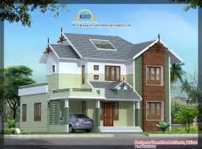 Kerala Home Design Elevation August 2011 Kerala Home Design And Floor Plans
