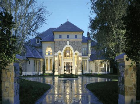 french chateau design french style luxury home plans small french chateau homes