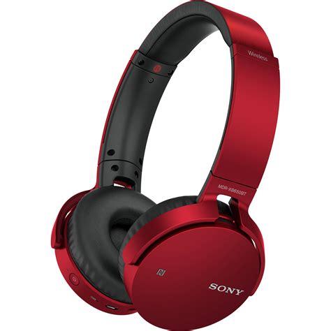 Headphone Bluetooth Sony Sony Mdr Xb650bt Extrabass Bluetooth Headphones Mdrxb650bt