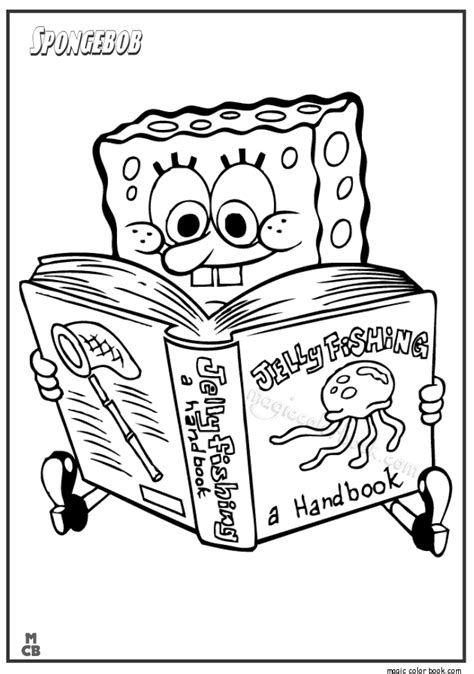 spongebob thanksgiving coloring sheets coloring pages