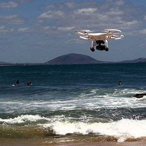 coast surfers captured on video with quadcopter | big rigs
