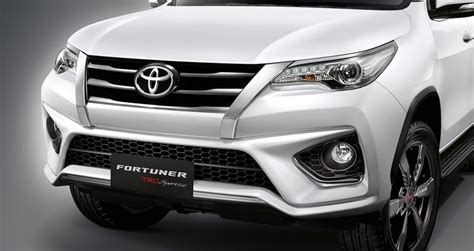 Kit Fortuner 2016 Mdl Lx Steel 2016 toyota fortuner trd sportivo launched in thailand for