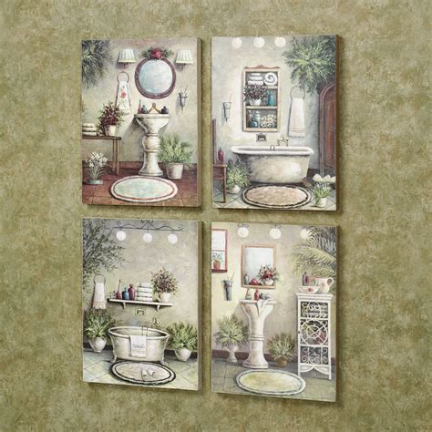 Bathroom Plaque by Decorating Bathroom Ideas Decorating Bathroom Walls With
