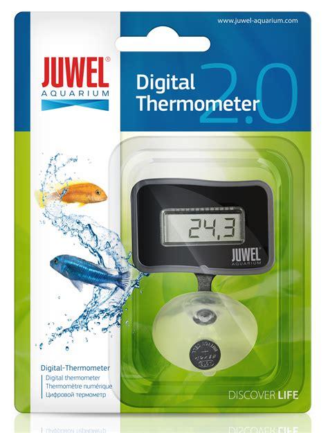 Thermometer Resun juwel aquarium digital thermometer submersible sucker fish