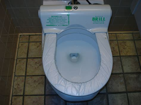 bathroom seat cover do you use disposable toilet seat covers in public bathrooms
