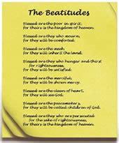 Beatitudes Posters
