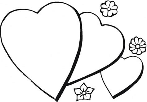 coloring pages of love hearts printable heart coloring pages coloring home