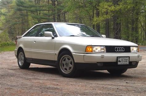 Audi Quattro 1991 by Winter Tested 88k Mile 1991 Audi Coupe Quattro Bring A