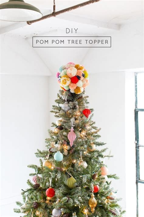 make your own christmas tree topper diy tree toppers think crafts by createforless