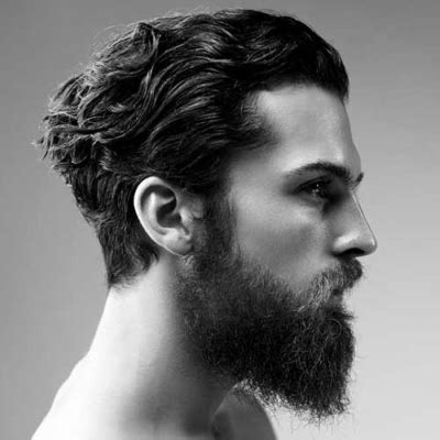 how to perfectly slick back hair the idle man