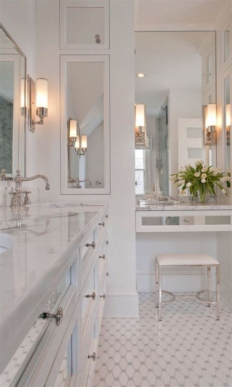 elegant bathroom bathrooms pinterest elegant white bathroom for the home pinterest