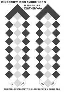 minecraft sword template minecraft sword template www pixshark images