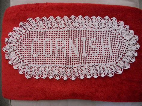 pattern html name simply cornish simply sweet family name in filet crochet