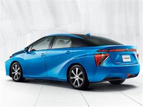 Toyota Ai New Toyota Mirai Fuel Cell New Free Engine Image For