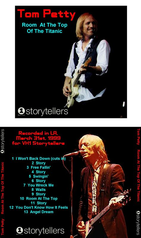 tom petty and the heartbreakers room at the top tom petty vh1 storytellers